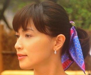 長谷川京子の髪型をまとめてみた♪最新は前髪が短いのが特徴